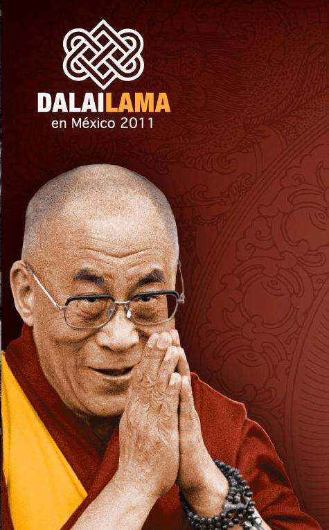 ¡Mañana voy a ver a Dalai Lama! :)