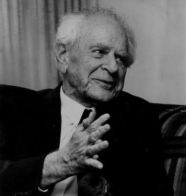Y si se pierde la libertad… (Karl Popper en su autobiografía)