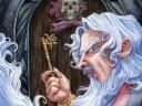 barba azul llave