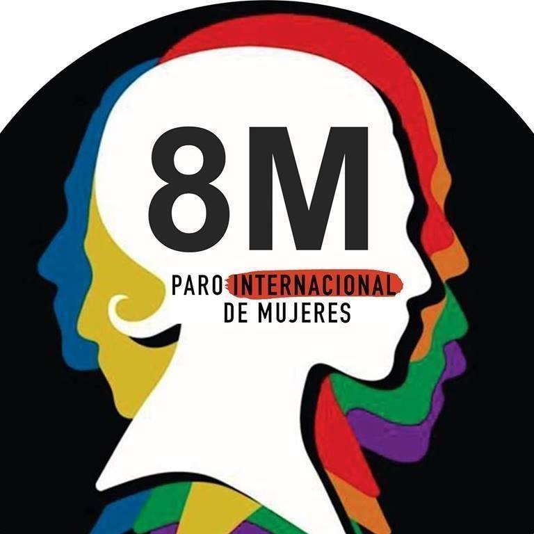 #8M Paro de Mujeres #sersiendo