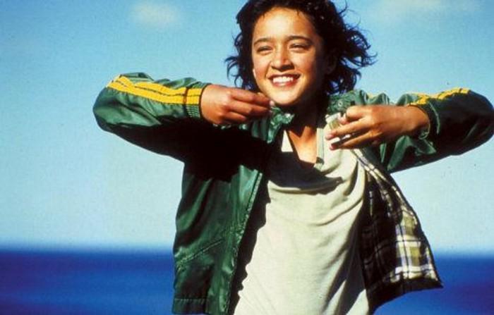 #cine «La leyenda de las ballenas» y Paikea Apirana