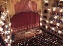 Teatro Colon - Vista desde la cazuela