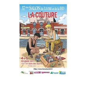 Salon du livre et de la BD – La Couture 2017
