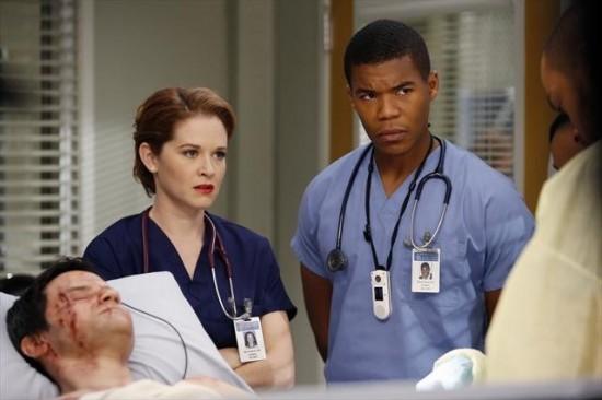 Greys Anatomy 9x10 Things We Said Today
