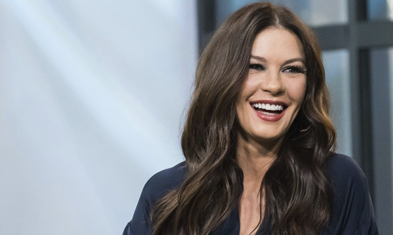 Catherine Zeta Jones is coming to TV!