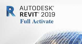 Revit 2019 full Activate Phần mềm mô phỏng thiết kế
