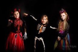 Хэллоуин-вечеринка. Фотограф Надя Рубина.