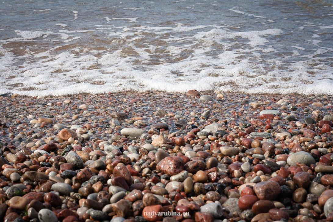 Пляж в Лиепае Кароста