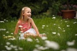 фотосессия в цветочном саду