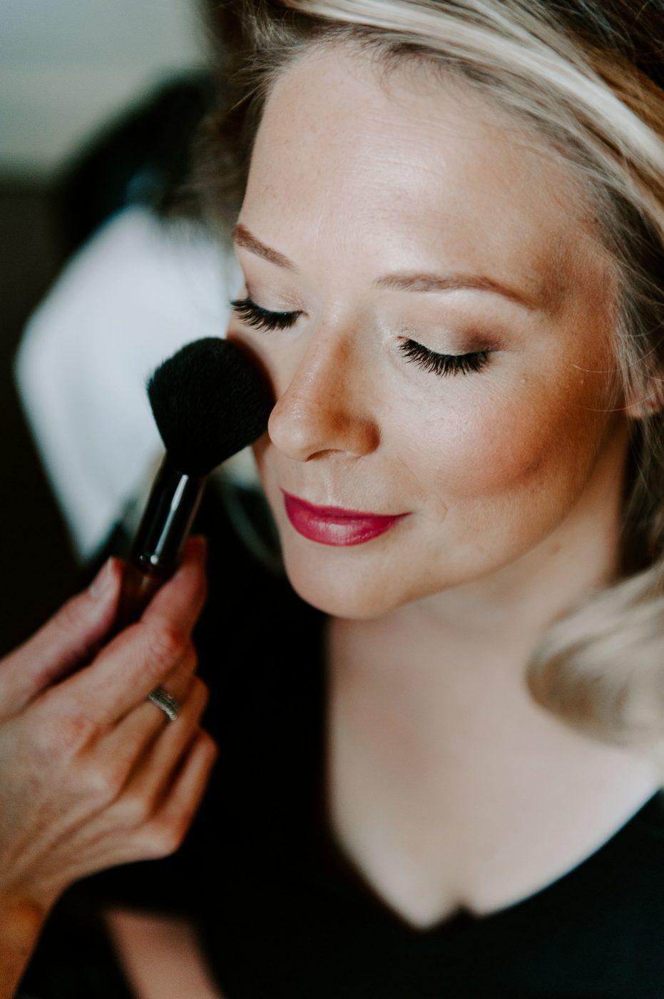 Bride Makeup artist in Montreal