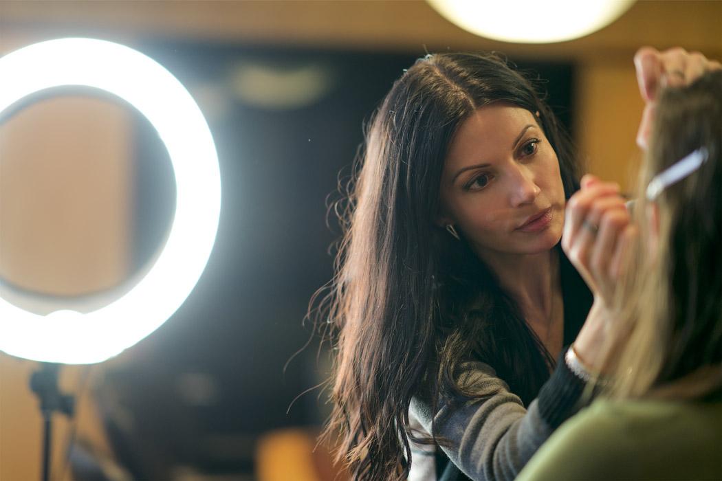 Montreal makeup artist NADY