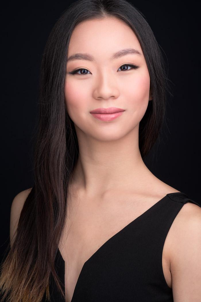 Chinese makeup moonlit MUA Montreal