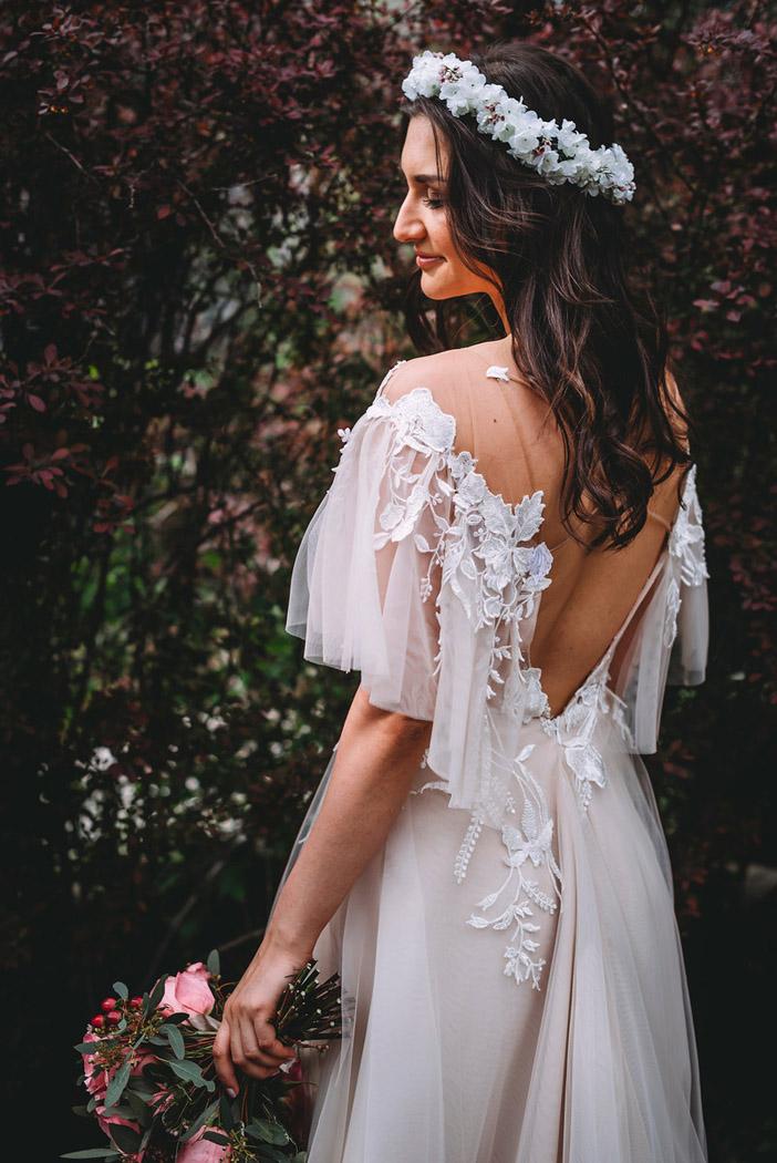 Makeup bride Montreal