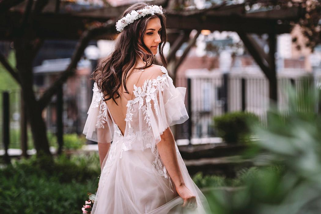 Bridal makeup artist in Montreal