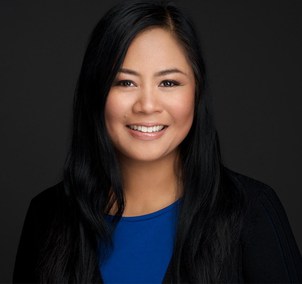 natural asian business makeup Montreal