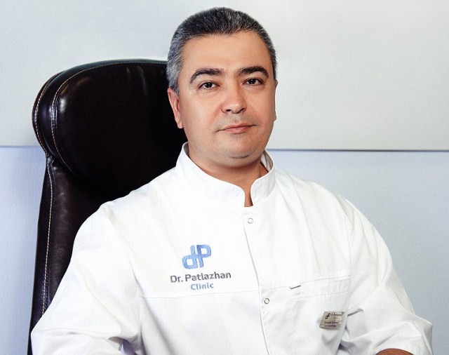 Dr. Patlazhan