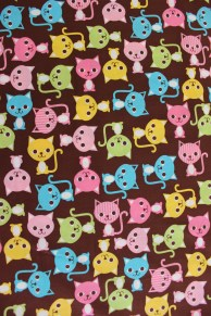 Kittycat (Robert Kaufman fabrics) / 18,- lfm. / 100% Co. / 114cm breit