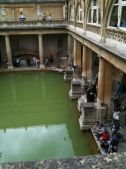 Aquae Sulis, heute Bath in England.