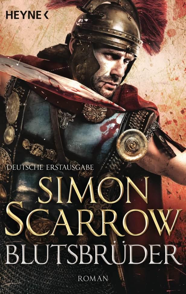 Band 13 der Rom-Serie von Simon Scarrow über die Abenteuer der beiden römischen Soldaten Cato und Macro.