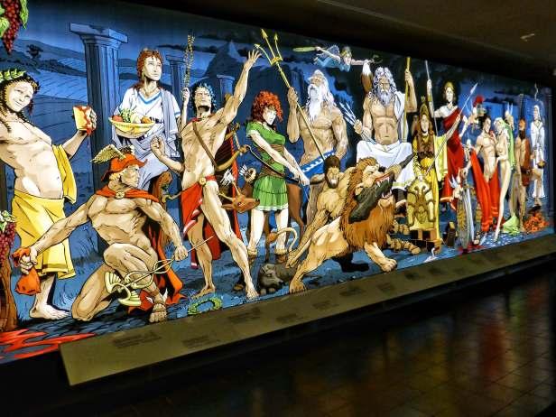 Der römische Götterhimmel