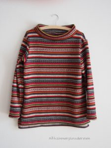 Mini-Garderobe Januar: Jersey (+Tutorial Seitenschlitze)