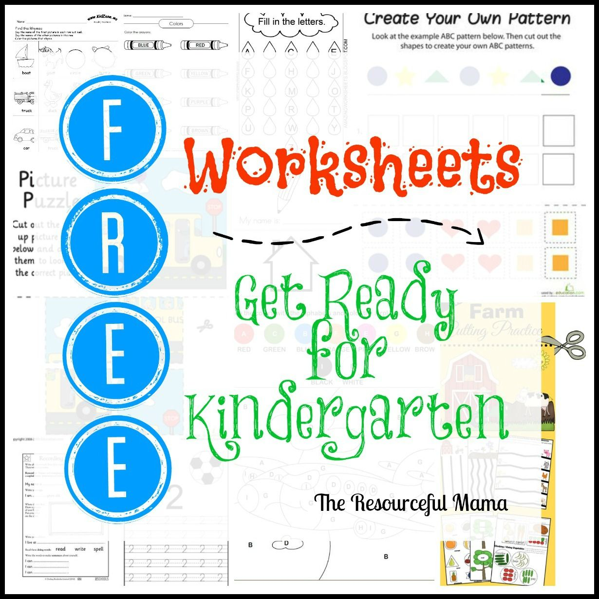 20 Best Kindergarten Registration Sheets Images On All