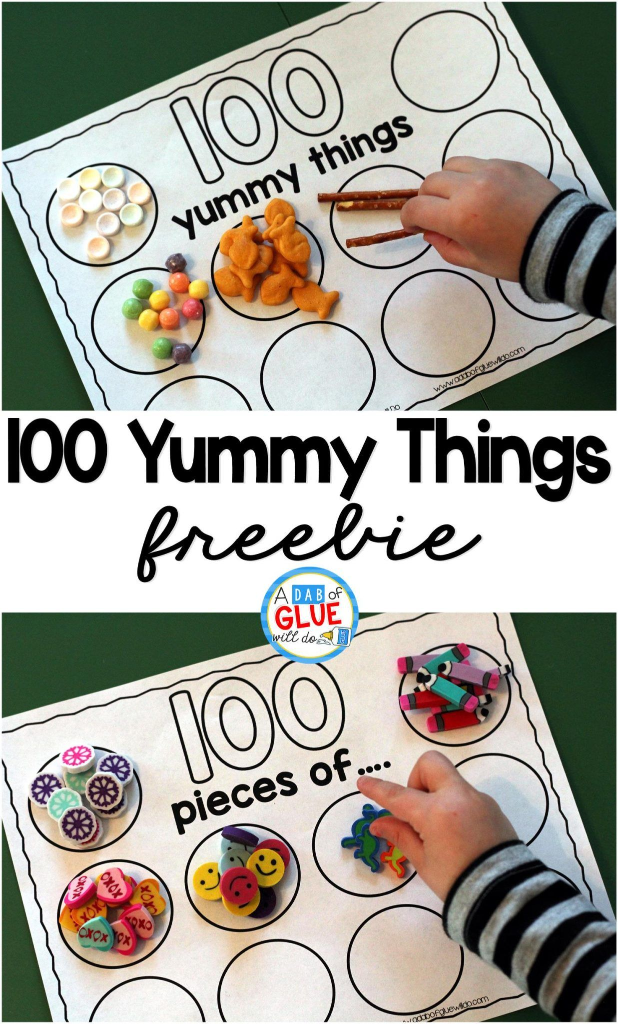 5 Best Yummy Things Kindergarten Images On All About