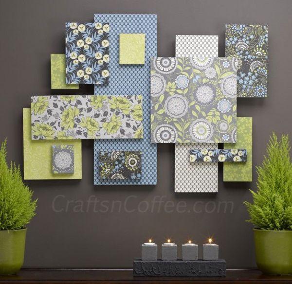 DIY-Custom-Wall-Art-with-Fabric-and-Foam