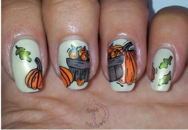 fall-nail-art-ideas-365daysofnailart-600x416