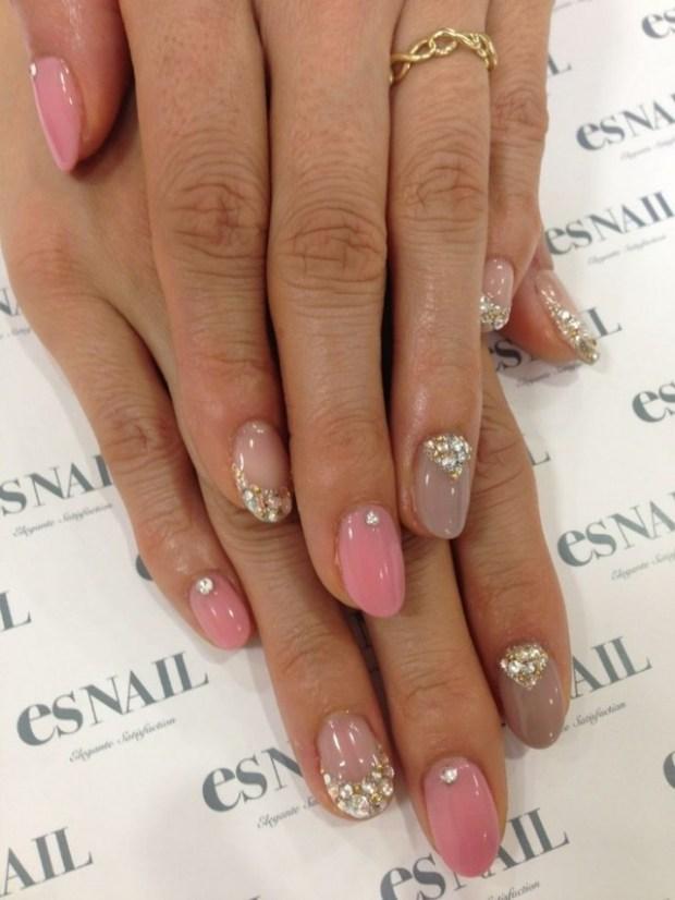 short-nails-neutrals
