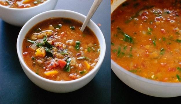 Суп-из-чечевицы