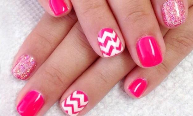 Basic-Shellac-Manicure-Nail-Art