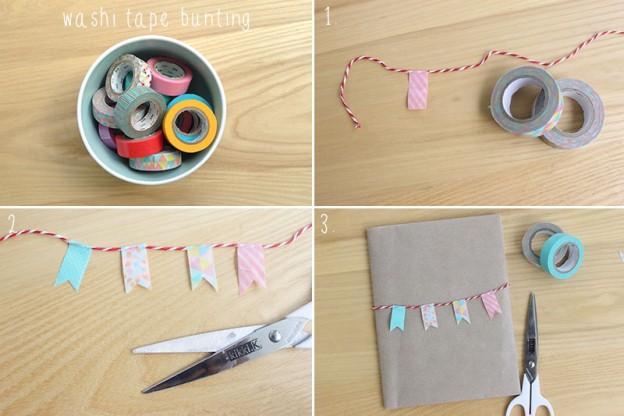 washi tape notebooks 2