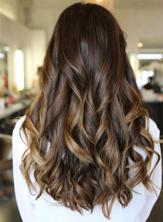 Окрашивание-балаяж-на-темные-волосы-4