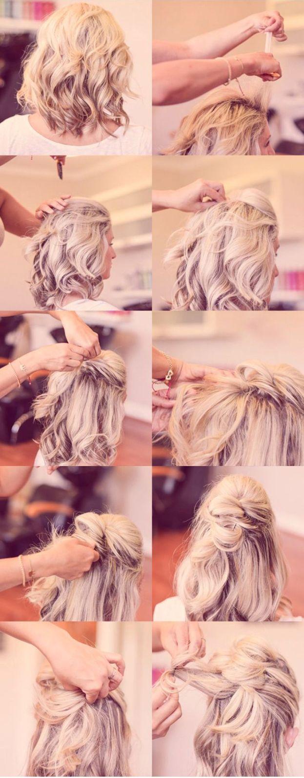 Faux-Hawk-Hairstyle-for-Medium-Hair-1