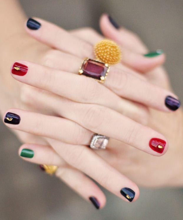 jewel-tone-nails-with-jewels-manicure