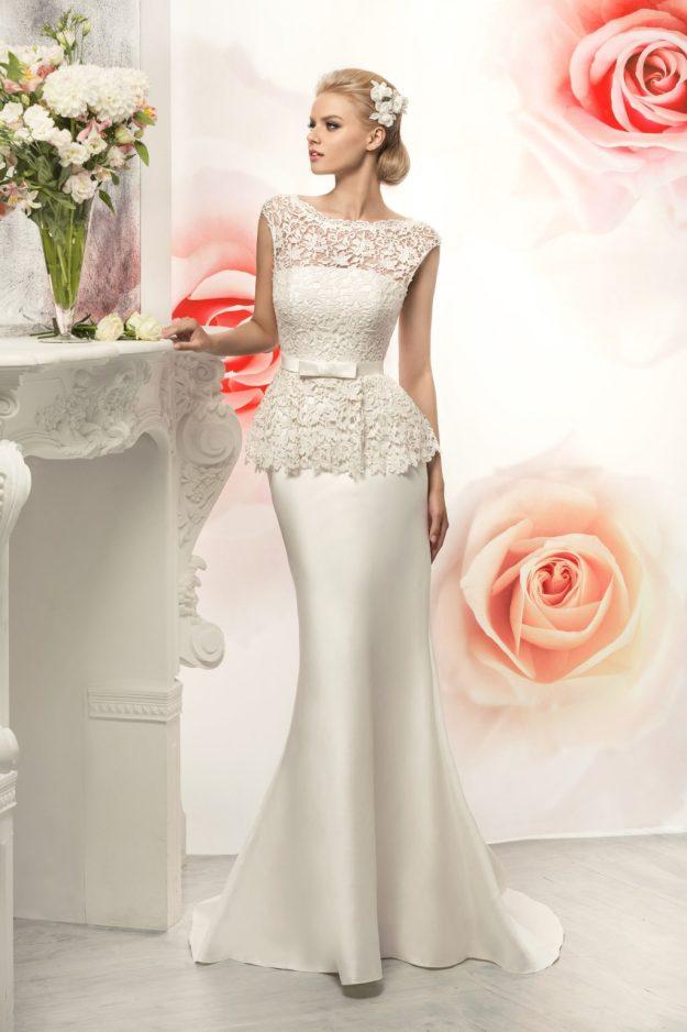 Свадебная мода - баска