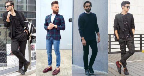 Обувь - мужская мода 2017