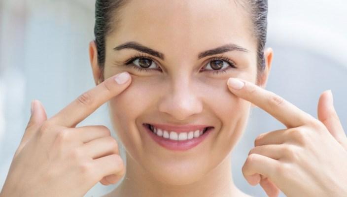 макияж после блефаропластики