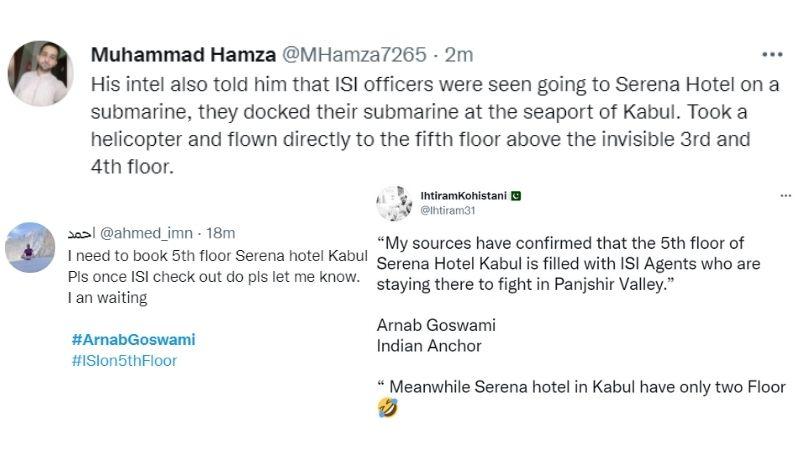 Arnab Goswami's Fake News