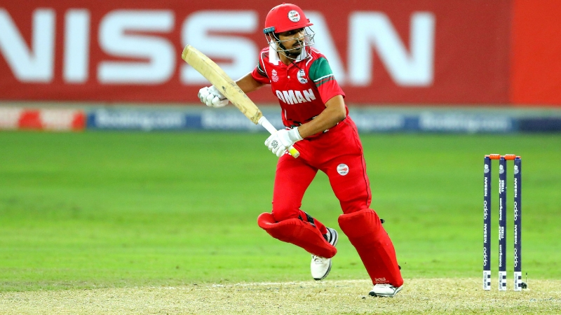 Co- host Oman  Image credit: T20 World Cup