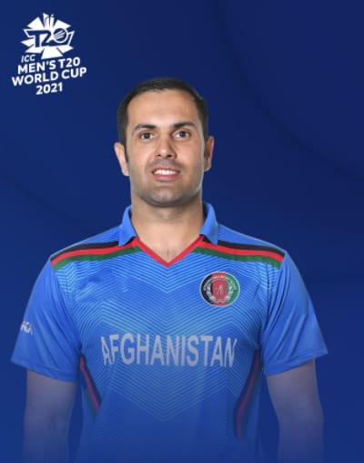 Afghanistan Jersey for T20 World Cup 2021
