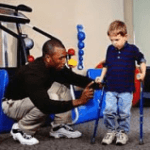 child is physical therapy
