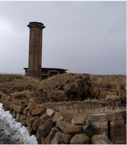 anadoludaki ilk türk camisi