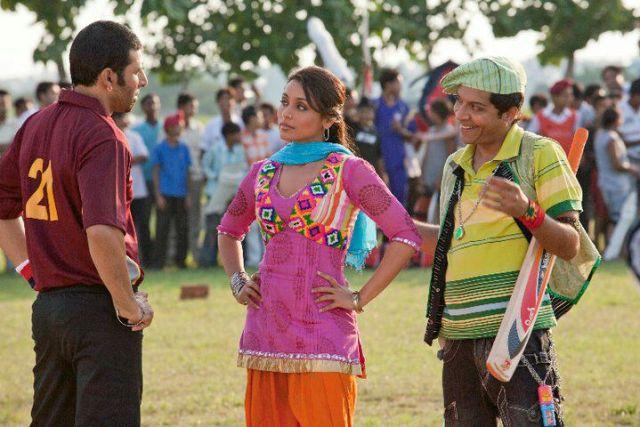 kriket filmleri Dil Bole Hadippa