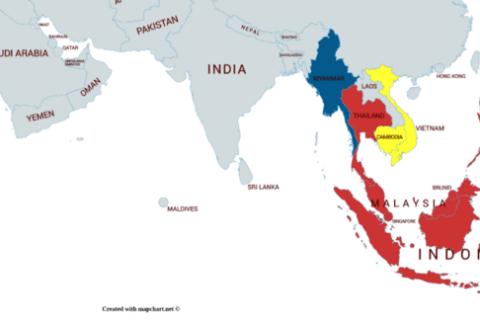 Güneydoğu Asya Vizesiz Ülkeler
