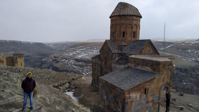 Ani Antik Kenti Tigran Honents Kilisesi