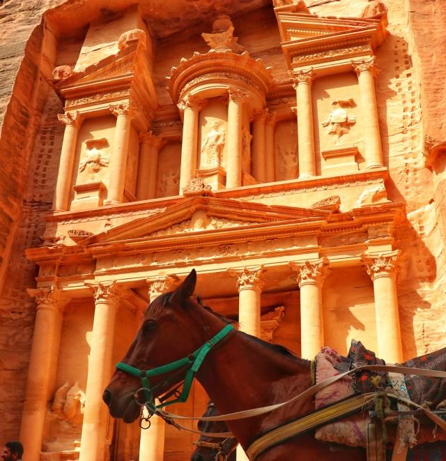petra antik kenti ürdün