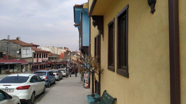 eskişehir gezilecek yerler odun pazarı evleri