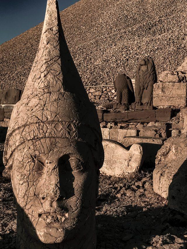 UNESCO Dünya Kültür Miras Listesi nemrut